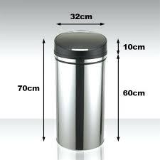 poubelle de cuisine automatique poubelle 50l cuisine utilitac et type de poubelle cuisine poubelle
