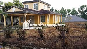 bungalow house for sale at bukit beruntung rawang for rm 620 000