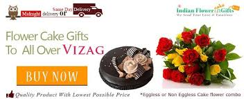 Birthday Cake Delivery Online Flower Cake Delivery In Vizag Visakhapatnam Midnight Send