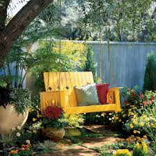 Backyard Swing Plans by How To Make A Porch Swing Sunset