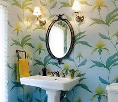 Wall Art For Powder Room - small sinks for powder room efficiency nytexas