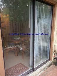 glass sliding door replacement great broken patio door glass sliding glass door with broken