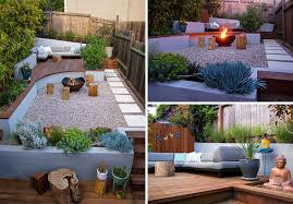 Small Firepit This Small Backyard In San Francisco Was Designed For Entertaining