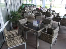 restaurant chairs and tables commercial aluminum outdoor