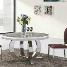 round marble kitchen table china round marble dining table with stainless steel legs a338
