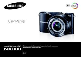 samsung nx1100 camera user guide manual