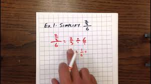 1 2 complex fractions and unit rates youtube
