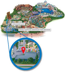 printable map disneyland paris park disneyland resort perks
