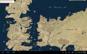 Essos Map Winter Is Coming U2026 So Download The Westeros Map From A Game Of