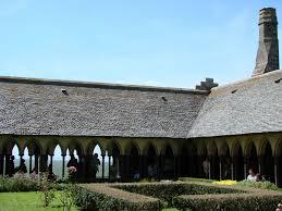 chambre d hotes mont st michel 1516926706 le cloitre de l abbaye du mont michel catherine