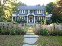 Colonial House Style 13 Best Landscaping For Dutch Colonial Style Images On Pinterest