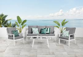 outdoor lounge settings amart furniture