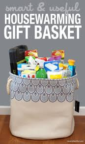 housewarming gift baskets 33 best diy housewarming gifts diy
