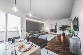 soggiorno e sala da pranzo un attico lascia a bocca aperta chiunque lo visiti