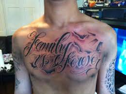 family is forever tattoos by miguel