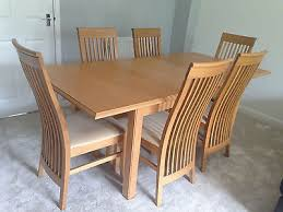 Dining Chairs Marks And Spencer Marks And Spencer Ms Solid Oak Lichfield Extending Dining Table
