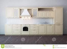 Classic Luxury Beige Kitchen Cabinet Tan Bathroom Cabinet Tsc