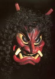 japanese demons and kabuki spooky the story behind the faces