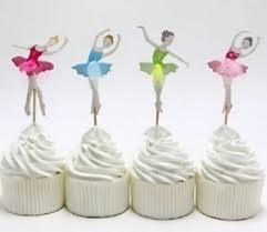ballerina cake toppers ballerina cake toppers cupcakes birthday party ballet