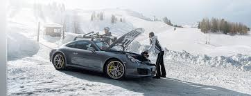 porsche 911 snow porsche winter wheel and tire sets from porsche tequipment