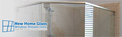New Shower Doors Semi Frameless Shower Doors Installation Replacement Las Vegas Nevada
