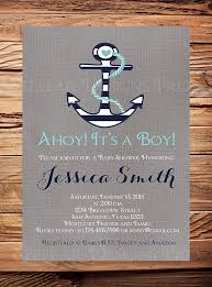 anchor baby shower 193 best nautical baby shower images on baby shower