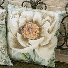 climaweave jolie magnolia indoor outdoor pillow