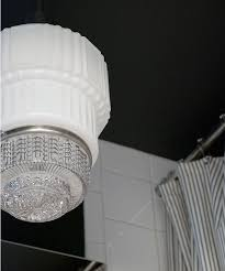 1920s Light Fixture Let There Be Light Pinterest Glamorous 1920s Bathroom Light Fixtures