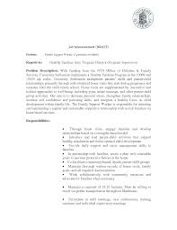 collection of solutions residential support worker cover letter