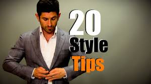 20 simple style tips for men men u0027s style do u0027s and don u0027ts youtube