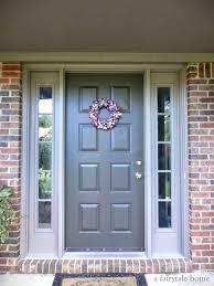 front door charming good front door color for house ideas good