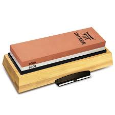 best sharpening stone for kitchen knives tatara sharpening stone 1000 u0026 6000 grit double sided knife