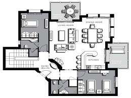 architectural floor plans floor plans architecture lower plan home building plans 43949