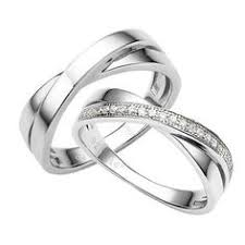 Couple Wedding Rings by Platinum Wedding Ring Infinity Ring Wedding Couples Rings His