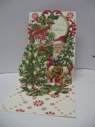 griffin christmas cards griffin christmas pop up card kit by sandi beecher 2015
