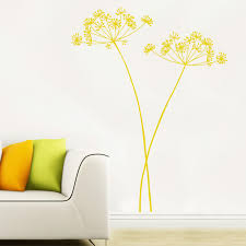flower decals for walls ideas inspiration home designs