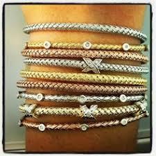 stackable bracelets beaded stackable bracelet diy stackable bracelets 38 00 via