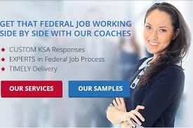 Federal Job Resume Writers professional ksa writing services