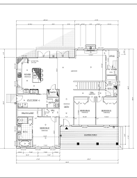 any ideas one level floorplan small house