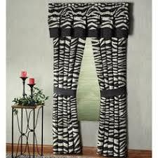 sheer zebra striped curtains kiddos pinterest striped