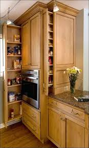 kitchen pantry cabinet with microwave shelf pantry cabinet with microwave shelf cubed me