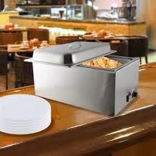 electric buffet food warmer wayfair