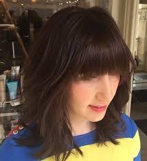 gray shag haircuts 22 cool shag hairstyles for fine hair 2018 2019