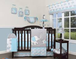Elephant Crib Bedding Sets Blizzard Elephant 13 Crib Bedding Set Superior 13 Pc Crib