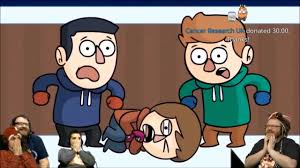 yogscast lewis and simon watch lewis and simon watching carrot for