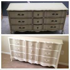 Painting French Provincial Bedroom Furniture by Best 25 Two Tone Dresser Ideas On Pinterest Two Tone Furniture