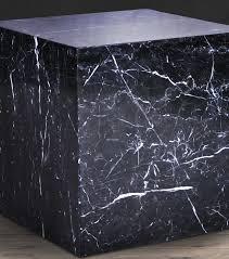 Cube Side Table Marble Cube Side Table Side Tables Furniture Living