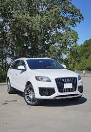 2015 audi q7 3 0 v6 tfsi quattro vorsprung road test review