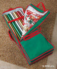 christmas paper storage other gift wrapping supplies ebay