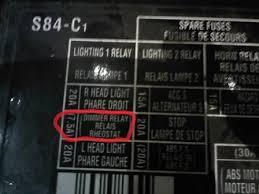 2009 honda accord brake light bulb please help no dashlights no running lights no tail lights